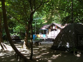 Camping Koh Phi Phi Maya Bay the Beach