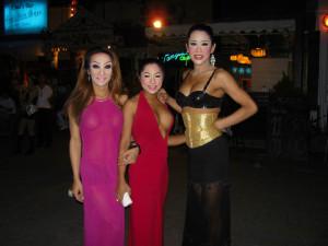 Ladyboys Patong Phuket Thailand